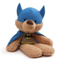 DC Fuzzy Bear Batman