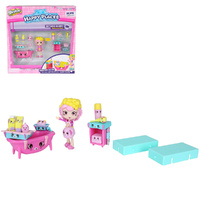 Shopkins Happy Places Bathing Bunny Welcome Pack