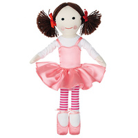 Jemima Play School Ballerina Plush