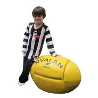 AFL Football Sofa Yellow