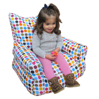 Bean Bag Sofa Polka Dot