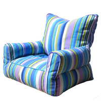 Bean Bag Sofa Stripe
