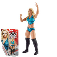 Charlotte Flair WWE Womans Division Action Figure