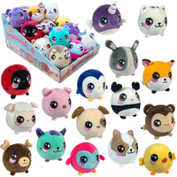 Squeezamals Soft Scented Plush