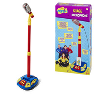 The Wiggles Stage Microphone