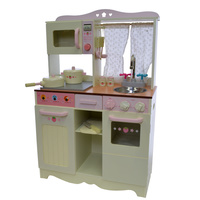 Country Cottage Toy Kitchen