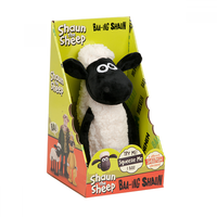 Shaun the Sheep Baaing