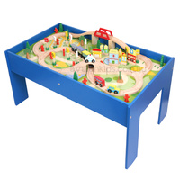 Classic Train Table 90pc