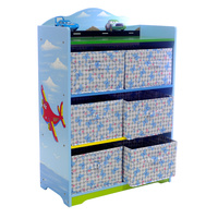 Storage Unit Blue Butterfly