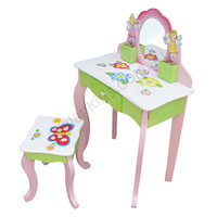 French Dressing Table & Stool