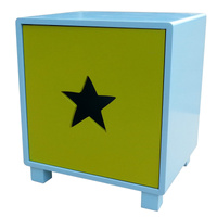 Funky Cabinet Blue