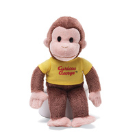 Curious George Yellow Shirt