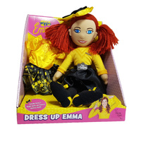 Dress Up Emma Doll The Wiggles