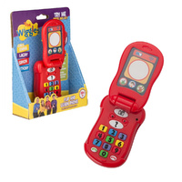 The Wiggles Flip and Learn Phone