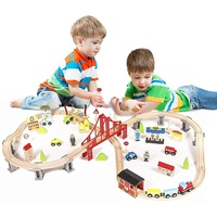 Metropolis Train Set 70 pcs
