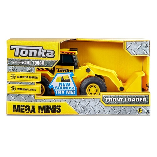 Tonka Mega Mini Front Loader