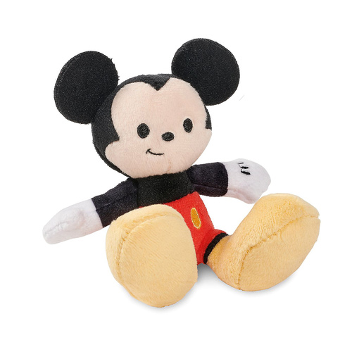 Mickey Mouse Tiny Big Feet Mini Plush