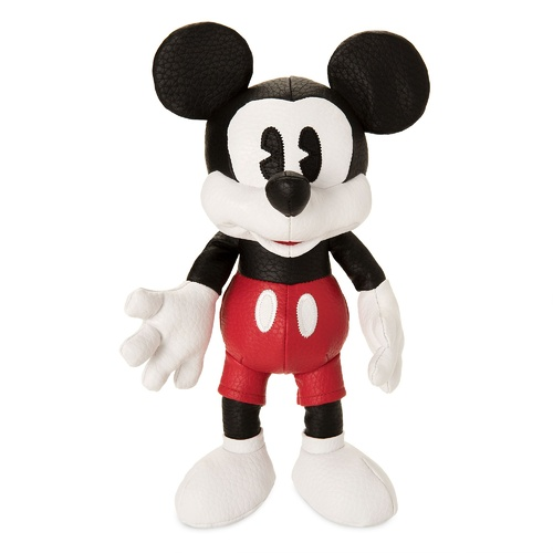 Mickey Mouse Plush PU leather 27 cm