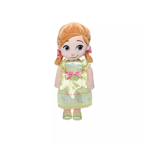Disney Animators Collection Anna Plush Doll