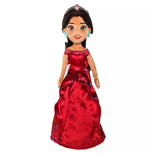 Elena of Avalor Plush Doll Medium