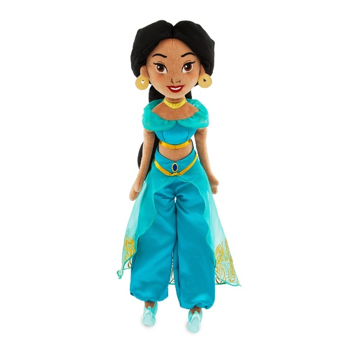 Jasmine Plush Doll Medium Aladdin