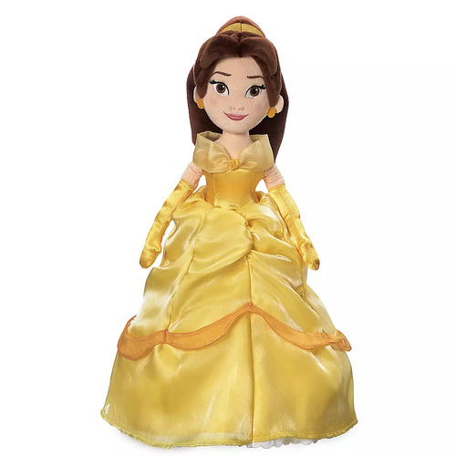 Belle Plush Doll Beauty and the Beast Medium