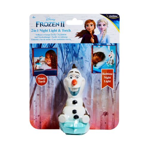 GoGlow Frozen Olaf Nightlight and Torch