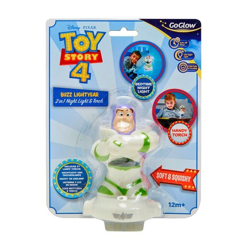 GoGlow Toy Story Buzz Lightyear Nightlight and Torch