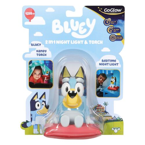 GoGlow Bluey Nightlight and Torch