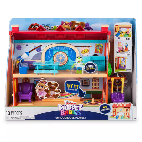 Muppet Babies School House Playset