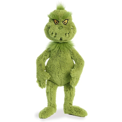 Dr Seuss Grinch Plush Medium