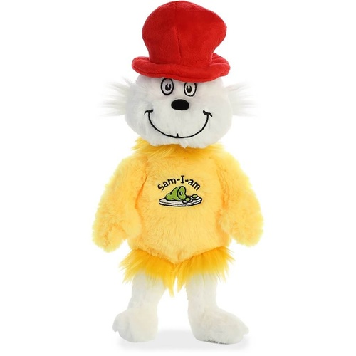 Dr Seuss Sam I Am Plush