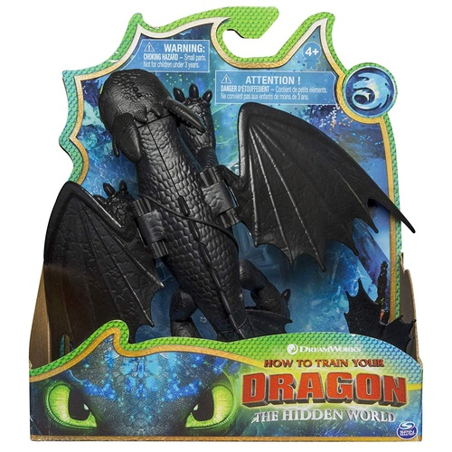 Dragons Toothless Basic Figure