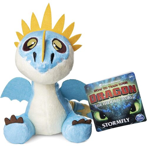 Stormfly Dragon Plush How to Train Your Dragon