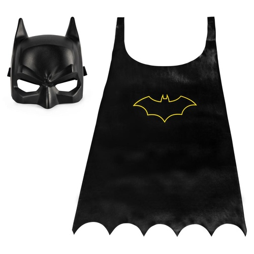 Batman Classic Mask and Cape Set