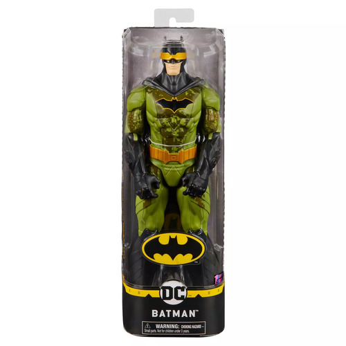 DC Batman Camouflage Suit Action Figure 30cm