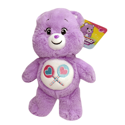 Care Bears Unlock The Magic Share Bear Beanie Plush