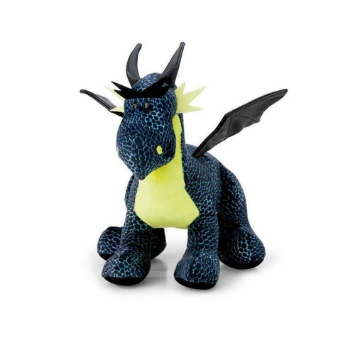 Ice Dragon Plush Standing Small