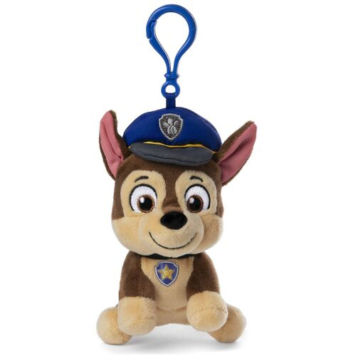 Paw Patrol Backpack Clip Chase Plush