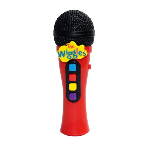The Wiggles Microphone