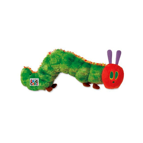 Very Hungry Caterpillar Bean Plush