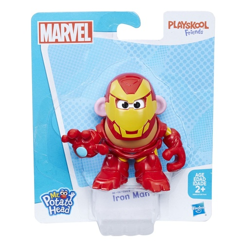 Mr Potato Head Iron Man Mini Figure