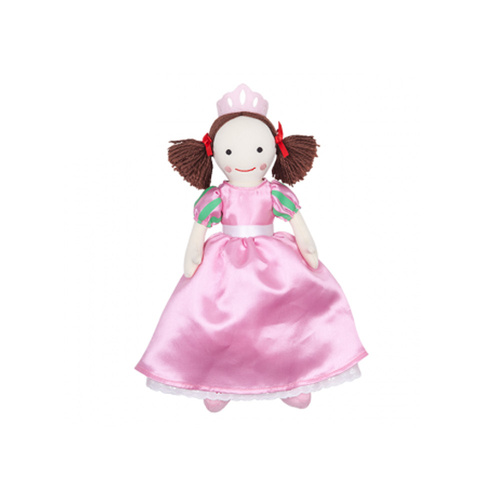 Jemima Play School Princess Plush