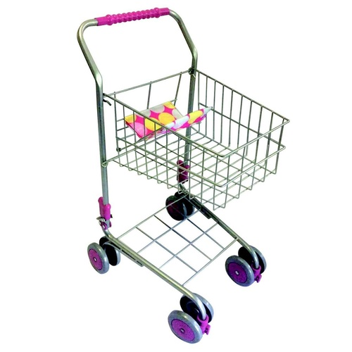 Shopping Trolley Purple