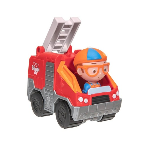 Blippi Fire Truck Mini Vehicle