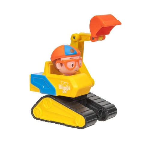 Blippi Excavator Mini Vehicle