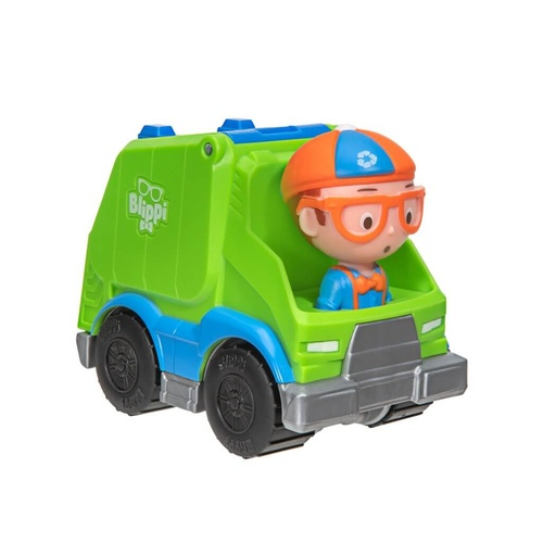 Blippi Garbage Truck Mini Vehicle