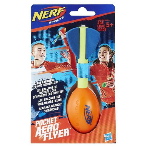 Nerf Pocket Aero Flyer Orange