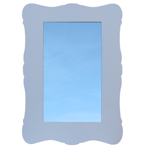 Wall Mirror White