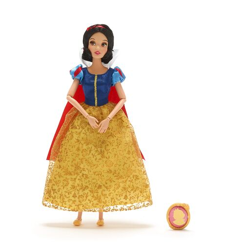 Disney Snow White Classic Doll with Pendant